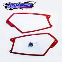 Mirror Trims for the Polaris Slingshot